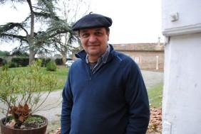 Frédéric Ribes veut lancer la caractérisation des terroirs. (Johan GESREL.)