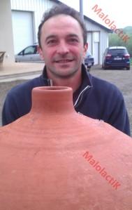 Bruno Jouves, du Domaine du Prince (Crédit : Johan Gesrel.)